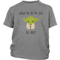 Judge Me By My Size