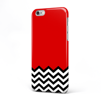 Red Room Phone Case