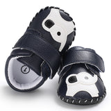 [105247-BLACK] - Sepatu Anak Prewalker Import / Baby Shoes - Motif Big Elephant