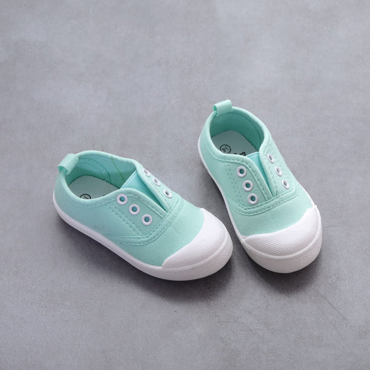 [106102-TOSCA] - [ BEST SELLER ] Sepatu Kets Anak Pastel / Fashion / Casual [B9042]