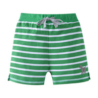 [357157] - Celana Training Anak  / Celana Santai Anak - Motif Stripe Animal