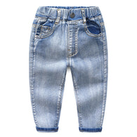 jual [119203-BLUE DENIM] - Celana Panjang Jeans Anak Casual - Motif Calm Color