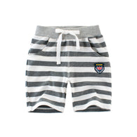 [121213-GRAY] - Celana Santai Anak / Celana Training Anak Import - Motif Two colours