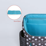 [BS1126] - Diaper Bag Landuo - Mommy Star / Diaper Bag Perlengkapan Bayi