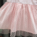 [352190] - Dress Import Anak Perempuan High Fashion - Motif Ropes and Dots