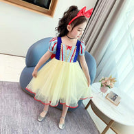 [363190] - Dress Fashion Trend Anak Perempuan / Dress Import Anak Perempuan - Motif Royal Princess