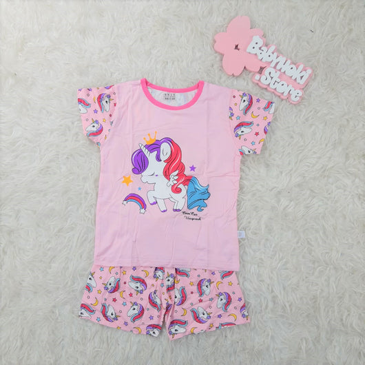 jual [2251035] - Daily Wear Anak Usia 1 - 6 Thn - Motif Cute Little Pony
