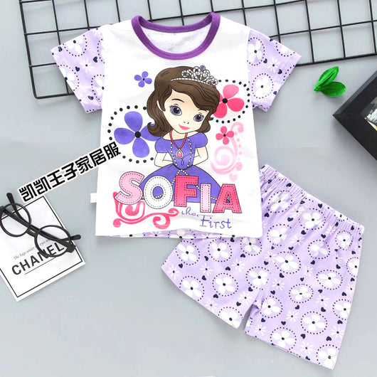 jual [2251092] - Daily Wear Anak Usia 1 - 6 Thn - Motif Sofia The First