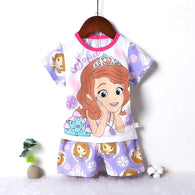 jual [2251186] - Daily Suits Anak Usia 9 Bln - 8 Thn - Motif Friendly Princess Sofia