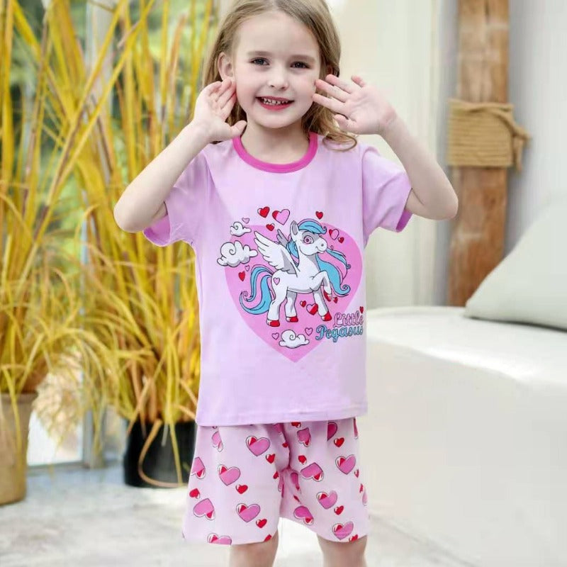 [2251225] - Daily Wear Anak / Setelan Anak - Motif Awesome Little Pegasus