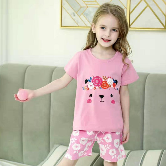 [2251228] - Setelan Anak / Daily Wear Anak - Motif Beautiful Flower Collection