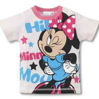 jual [347104] - Atasan / Kaos / T-shirt Anak 2 - 6 Thn - Motif Cute Minnie blinked
