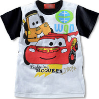 jual [347109] - Atasan / Kaos / T-shirt Anak 2 - 6 Thn - Motif Mcqueen and friend