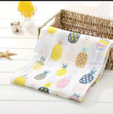 jual [348101] - Cotton Muslin Baby Swaddle Blanket 1 in 6 Multifunctional