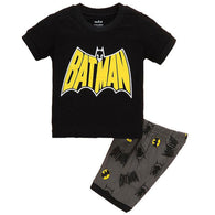 [354417] - Baju Setelan Street Wear Anak Import - Motif Hero Batman