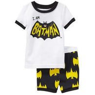 [354421] - Baju Setelan Street Wear Anak Import - Motif I'am Batman