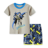 [354425] - Baju Setelan Street Wear Anak Import - Motif Hero Batman