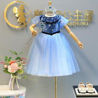 [363201] - Dress Import Fashion Trend Anak Perempuan - Motif Beautiful Queen