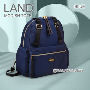 jual [BS1125] Diaper Bag LAND / LANDUO - MODISH TOTE