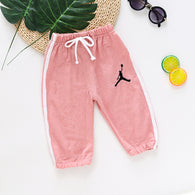 [358212] - Celana Jogger Anak Import / Celana Training Anak - Motif Athletic Man
