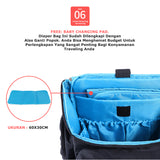 jual [2nd Generation] Advanced LANDUO Diaper Bag - Original 100% [BS1108]