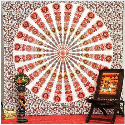 Toile decorative Mandala-Mybouddha
