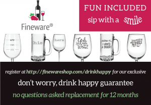 Don't Worry - Drink Happy Guarantee