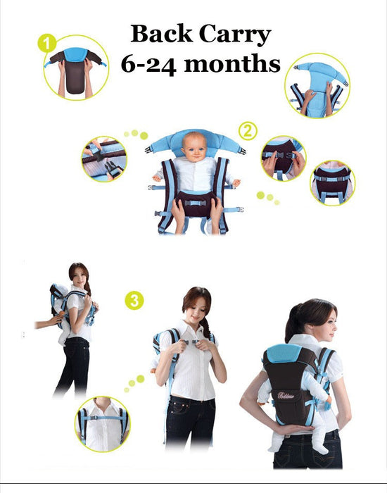 Beth Bear 0 30 Months Baby Carrier 4 In 1