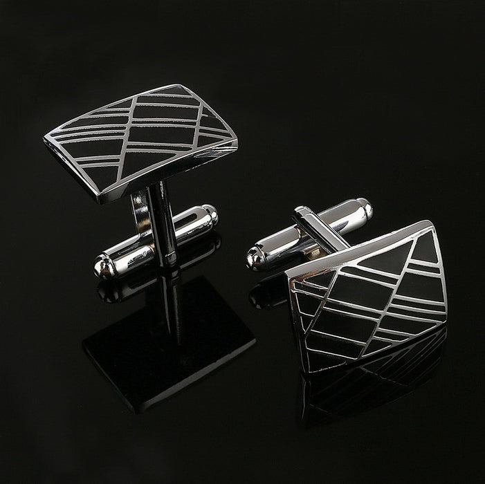Stylish Men Shirt Cufflinks - HAYKU