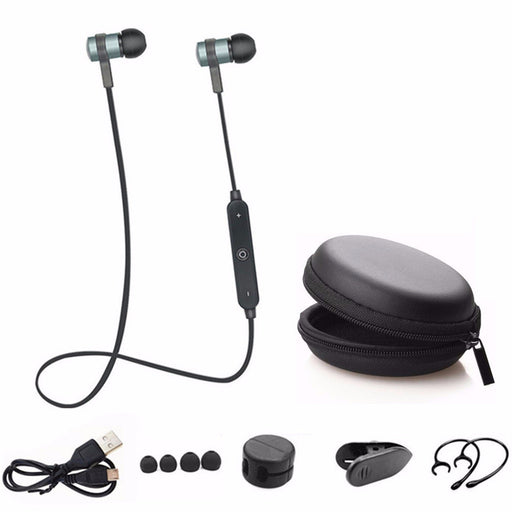 Stereo Bluetooth 4.1 Earphone - HAYKU