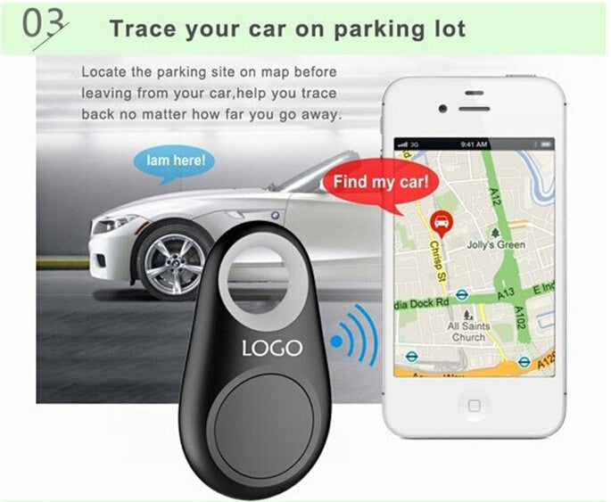 iTag Smart Anti-Lost Device - HAYKU