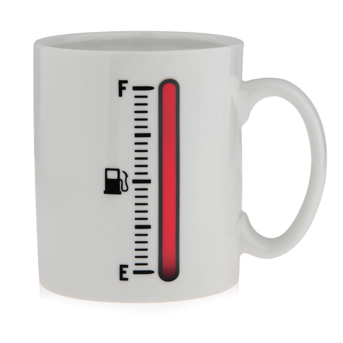 Magic Changing Color Mug (Gas Gauge) - HAYKU