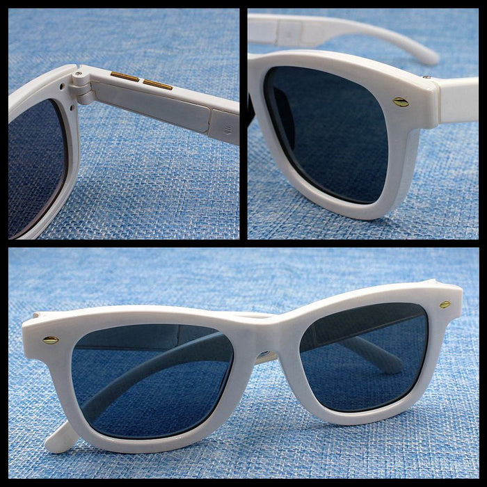 Shadowtech Sunglasses White - HAYKU