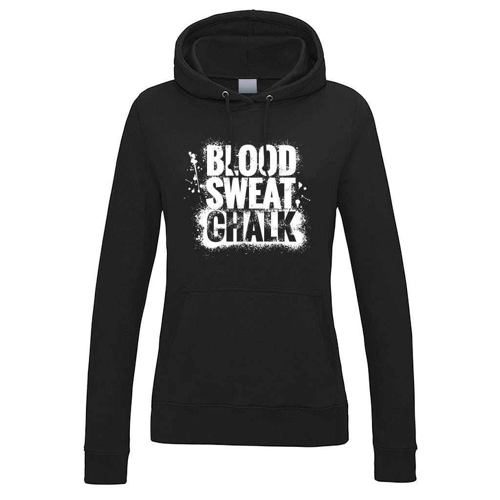 Blood Sweat Chalk Women's Hoodie