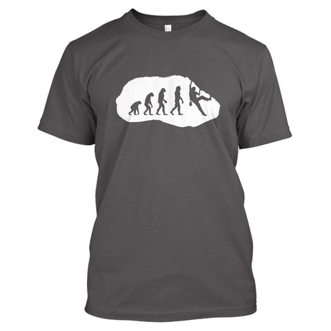 Climbolution Men's T Shirt
