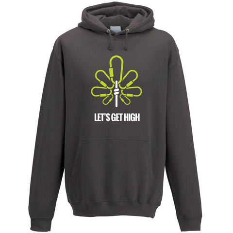 Let's Get High Men's Hoodie