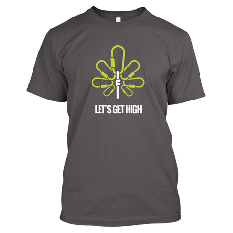 Let's Get High Men's T Shirt