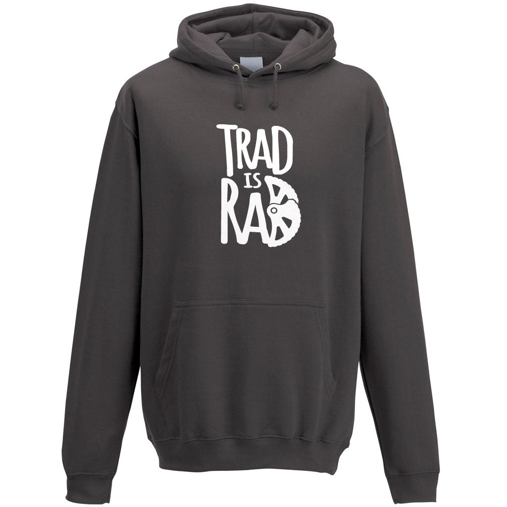 Trad is Rad Men's Hoodie