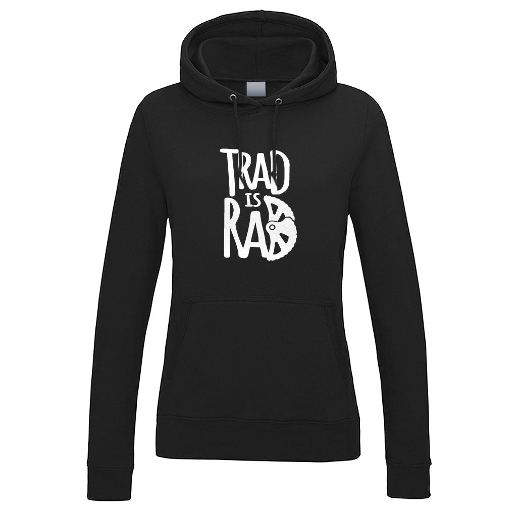 Trad is Rad Women's Hoodie