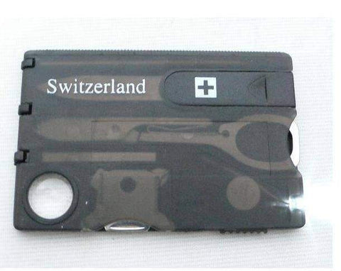 12 in 1 Credit Card Medic Tool-My Outdoor Shop