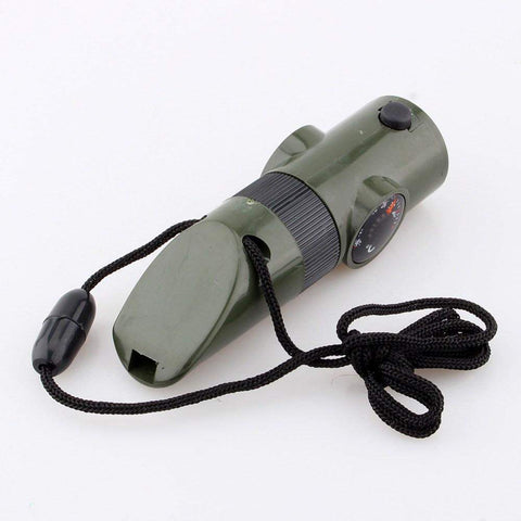 7 in 1 Multifunction Emergency Whistle-My Outdoor Shop