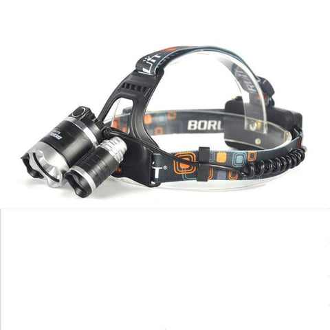 8000LM XML LED Headlight-My Outdoor Shop