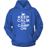 Keep Calm and Camp On-My Outdoor Shop