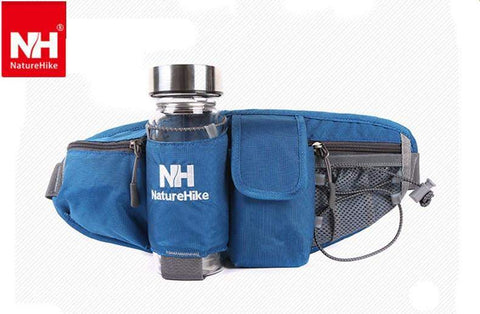 Outdoor Sports Belt with Water Bottle Holder-My Outdoor Shop