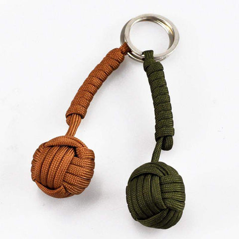 Paracord Survival Keychain-My Outdoor Shop