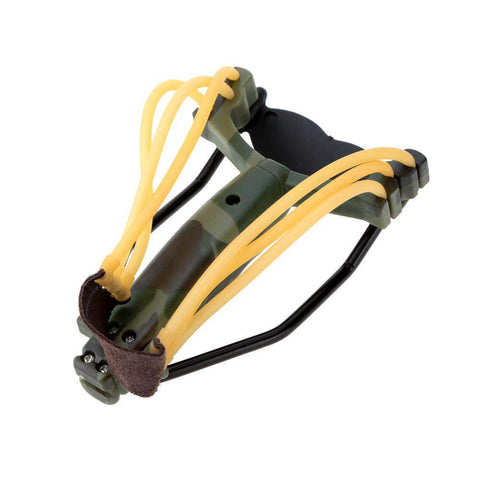 Powerful SlingShot with Folding Wrist Support-My Outdoor Shop