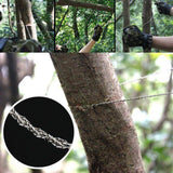 Practical Steel Wire Saw-My Outdoor Shop