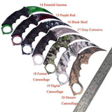 Tactical claw neck knife-My Outdoor Shop
