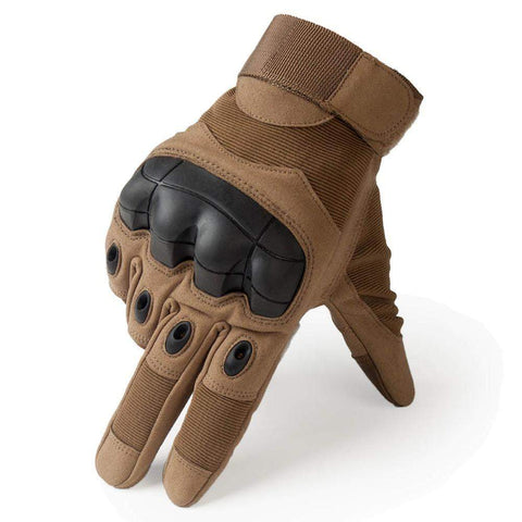 Tactical Full Finger Gloves-My Outdoor Shop