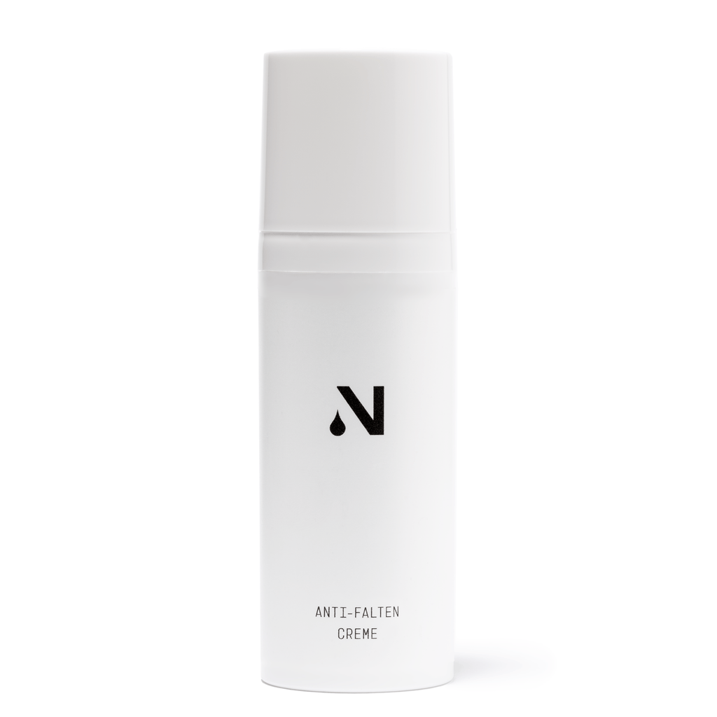 Anti-Falten Creme 50ml - Naturtalent Cosmetics